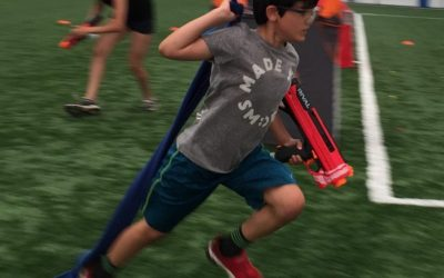 SUMMER NERF LEAGUES
